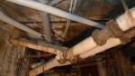 Wasserschaden, Leitungswasserschaden, Versicherungsschaden, Rohrleitung 890