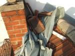 Wasserschaden, fehlender Dachanschluss, Gutachten, 905