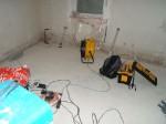 Schimmelpilzsanierung nach Fäkalwasserschaden, Sanierungsgutachten Bauüberwachung, 1041