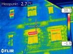 Thermografie Wärmeverlust Fassade _15