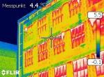 Thermografie Wärmeverlust Fassade _19