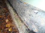 Feuchteschaden, unzureichende Abdichtung Kellermauerwerk, Gutachten, 936
