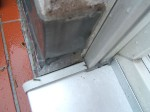 Wasserschaden, Balkon, Fensterbankanschluss, Fassade, Gutachten, 984
