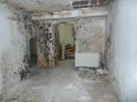 Kellerräume verschimmelt