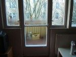Tauwasserausfall an Kastenfenstern, Schadennnsgutachten, 1010