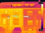 Thermografie Wärmeverlust Fassade _9
