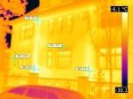 Thermografie Wärmeverlust Fassade _10