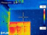 Thermografie Wärmeverlust Fassade _17